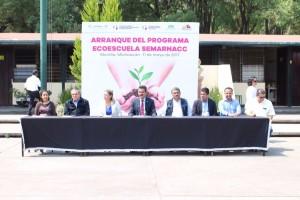 Programa Eco Escuelas SEMARNACC semaccdet