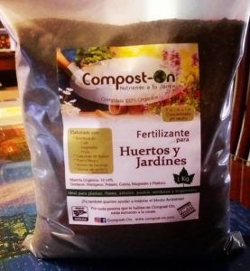Fertilizante Compost-On 1 Kg