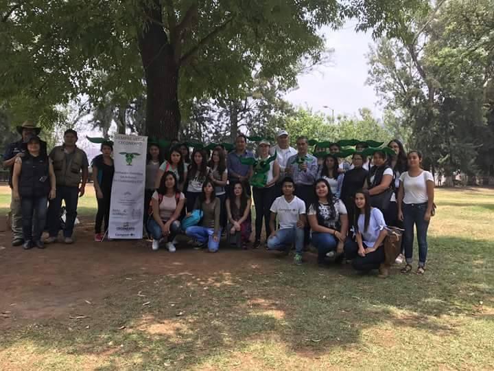 Foto del recuerdo director CECONEXPO Gobiernos de Michoacán