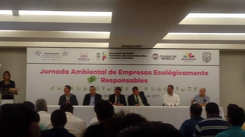 Jornada Ambiental de Empresas Ecológicamente Responsables compost-on