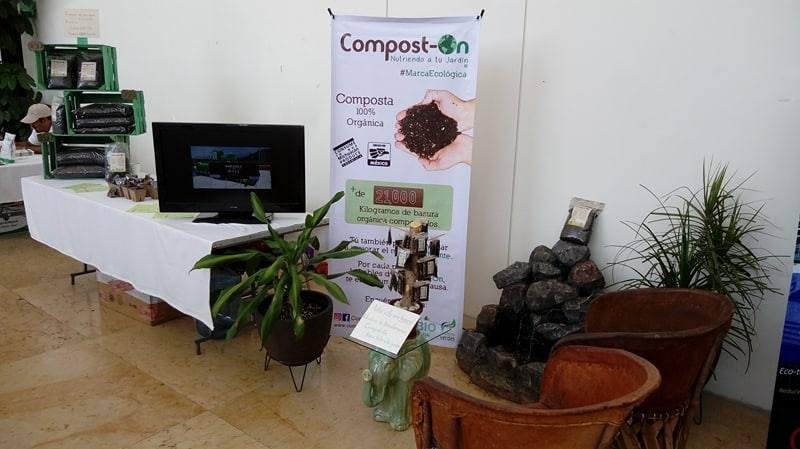 Stand ecológico empresas ecológicas méxico