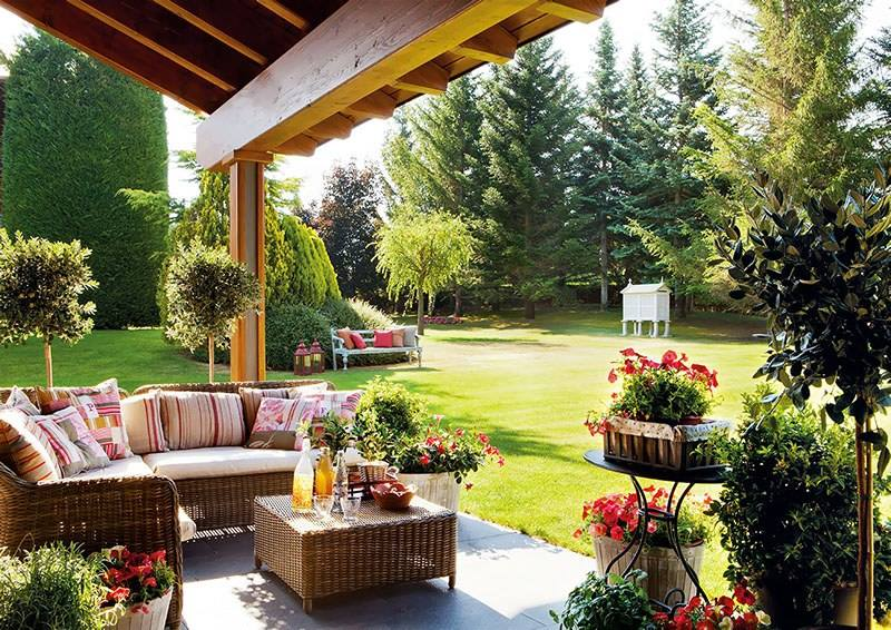 abono orgánico para jardín exterior e interior