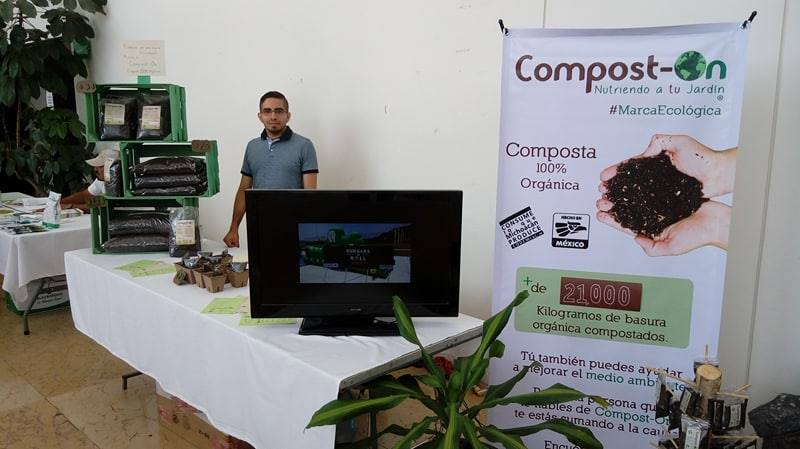 compost on marca ecológica