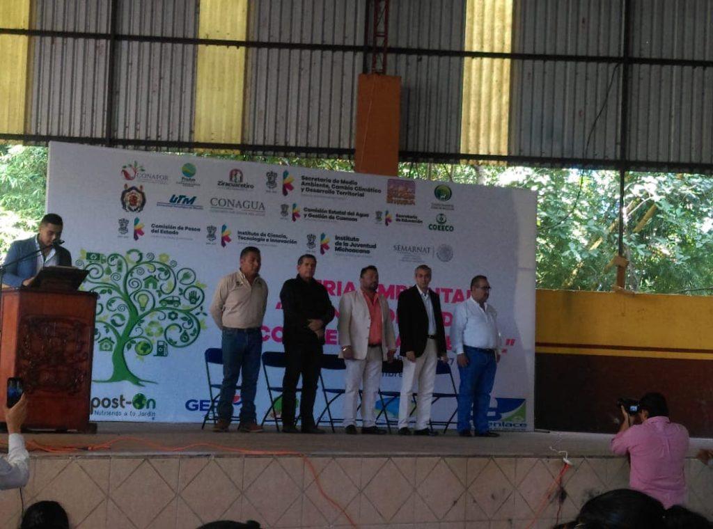 gobierno del estado de michoacán verde