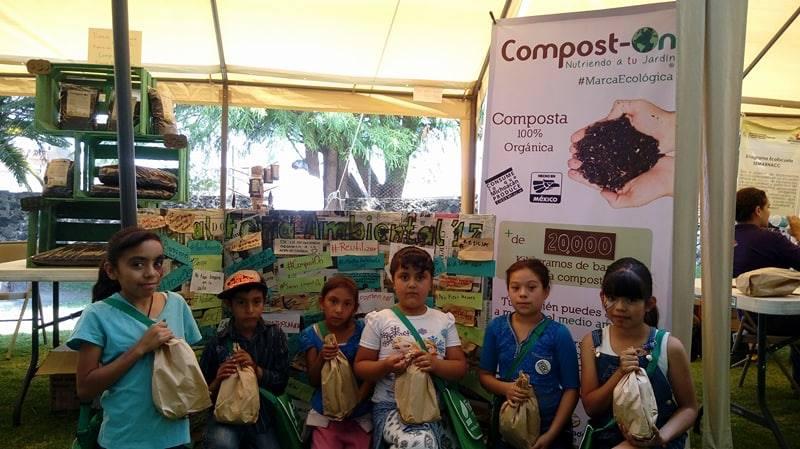 segunda feria ecológica michoacán 2017