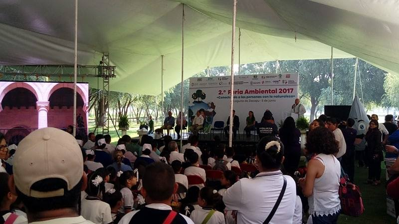 segunda feria ambien michoacán 2017