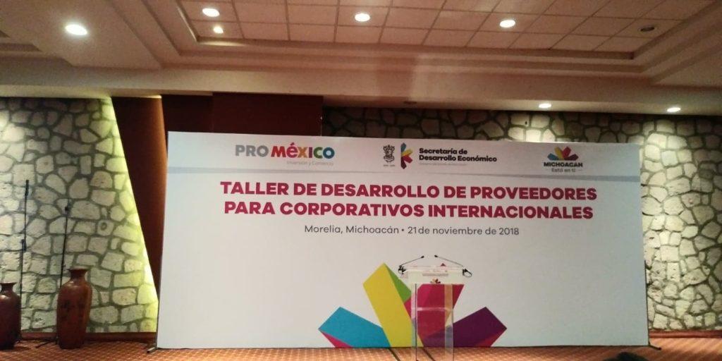 Seminario Desarrollo de proveedores para corporativos internacionales