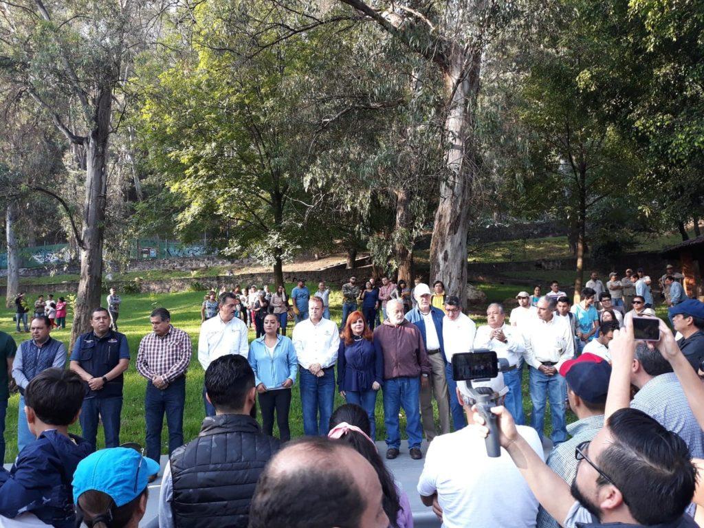 Reforestación Urbana 2019 Michoacán